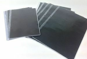 A2 Portfolio sleeves- pack of 10