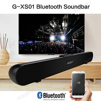 Bluetooth kabellose TV Lautsprecher TV Sound Box SoundBar Heimkino Speaker