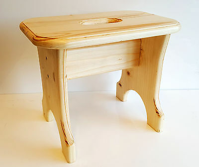 Step Stool, Wooden Chair For Kids, Wooden Small Stool, Natural Stool ECO