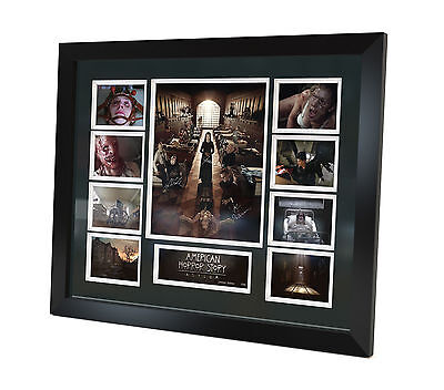 American Horror Story - Signed Photo - Memorabilia - Framed - Limited Edition