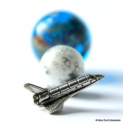 Fliegen Me To The Moon 22mm Earth,12mm Mond Murmeln & Miniatur-raum Shuttle Set