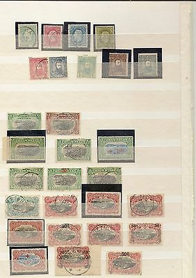 Belgium Colonies 1886-1970's Mainly Fine Used Accum (750) On Stock Pages