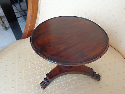 French antique doll table dated about 1830 for Jumeau fashion doll