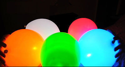 LED Balloon Balloons Lamp Decoration Light - Party Wedding Event **UK STOCK**