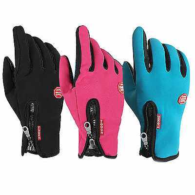 Impermeabile Guanti invernali Ski Moto Touch Caldo Guanti Winter Warm Gloves