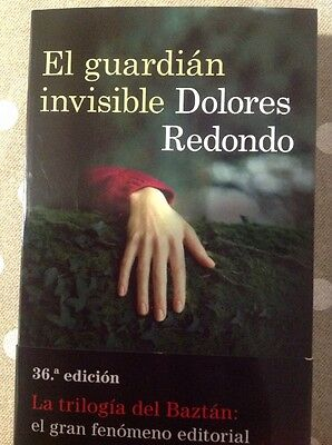 El Guardián Invisible. Dolores Redondo