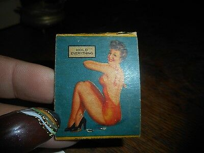 Vintage Matches Hold Everything White's Service Station W. Oneonta NY