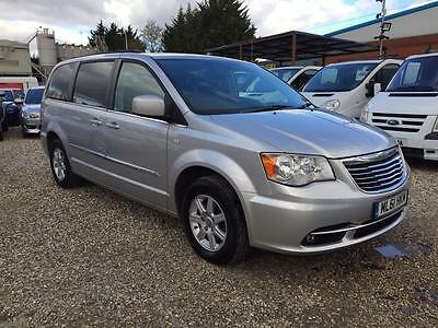 2012 Chrysler Grand Voyager 2.8 CRD Touring MPV 5dr Diesel Automatic (222