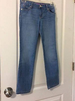 THE CHILDRENS PLACE GIRLS SIZE 8 SKINNY JEANS  New with Tag $19