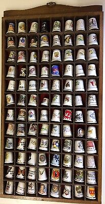 Collection Of Thimbles