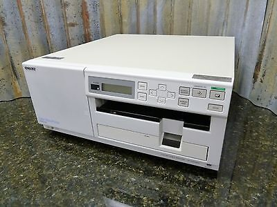 Sony Model UP-5200MD Medical Or Dental Dye Sub Color Video Printer Free Shipping