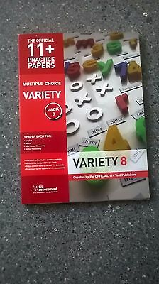 GL Assessment Papers 11+ Variety Pack 8