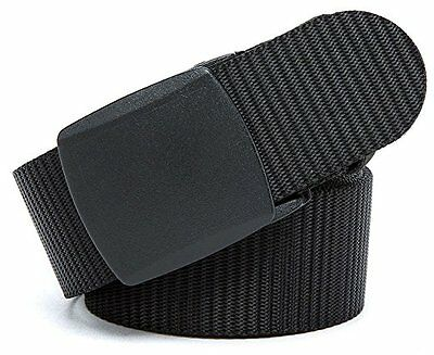 Travel Belt - Non-metal belt ideal for travelling through airport security