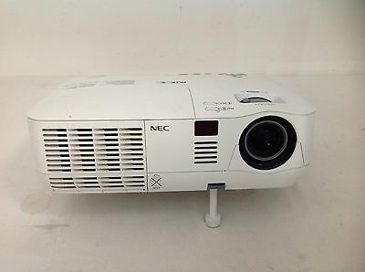 Nec Np-V260X Hdmi Dlp Projector Used 3505 Lamp Hours With 94H Lamp Life -Ref 967
