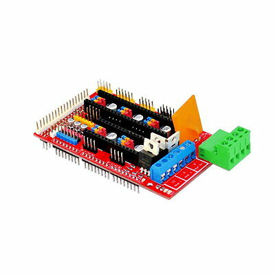 3D Printer Controller For Arduino Boards RAMPS 1.4 Reprap Mendel Prusa Support W
