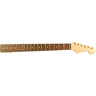 WD Music Strat Contemporary Rosewood Replacement Neck Clear Gloss Finish