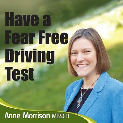 Have A Fear Free Driving Test Hypnosis CD Audio New UK Hypnotherapy Relief Guide