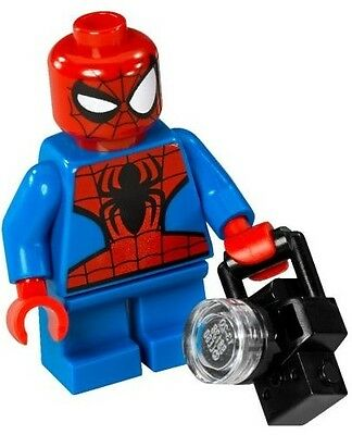 (NEW) LEGO Marvel - Spider-Man 'Mighty Micro' with Camera - split from set 76064