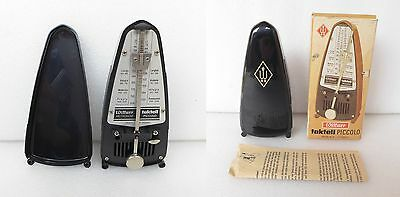 Wittner Taktell Piccolo Metronome Made In Germany Metronomo