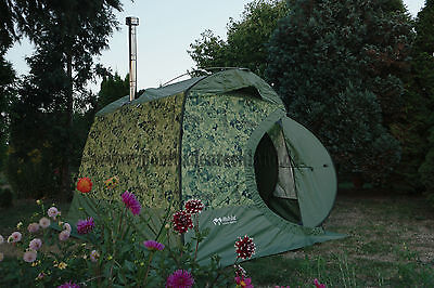Cover for Outdoor Sauna Mobiba MB-10 (Leaves) - Russian banya