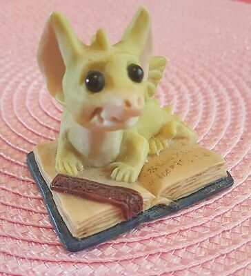 Pocket Dragon A Book My Size Real Musgraves  1994 Collectable