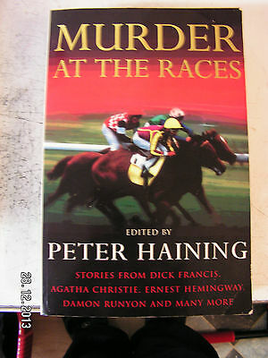 muder at the races book.