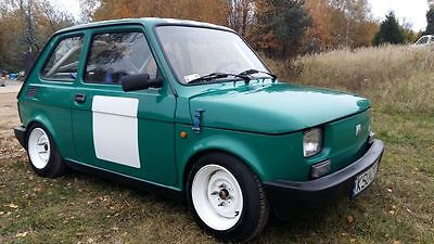 2000 Fiat Other hatchback 2 doors FIAT 126 built for racing perfect condition 63 hp 820cc AMAZING