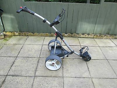 motocaddy S1 DIGITAL electric trolley,new battery,new charger,good working condi