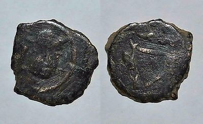 (8523) Chach AE coin, Unknown ruler.