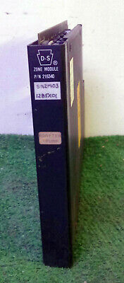 1 Used D-S 216340 Zone Module