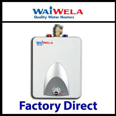 WaiWela WM-2.5 Mini Tank Water Heater