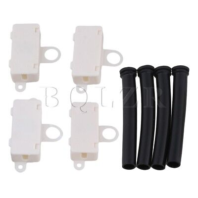 BQLZR Mini Cable Junction Box with T06-MM02P Terminal for Chandelier Pack of 4