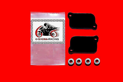 Honda Shadow VT 750 Exhaust Emissions Air Injection AIS Smog Plate Block Off Kit