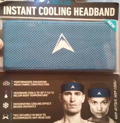 arctic cool instant cooling headband
