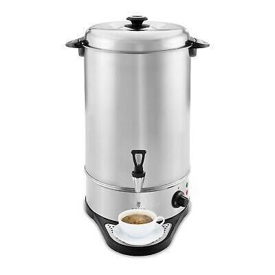 Hot Water Urn Large Catering Water Dispenser 16 Litres 2200W With Drainage Tap