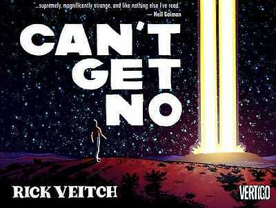 Can't Get No: by Rick Veitch (Paperback, 2006) Mint Condition Graphic Novel