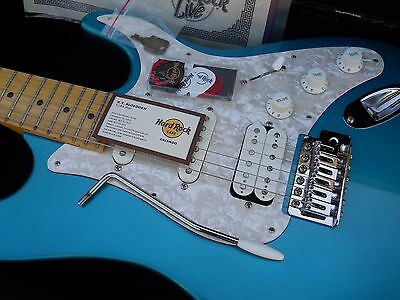 Rare Hard Rock Live 2000 Guitar, #6 Of 50 Made, COA, From Orlando HR, HSC, LOOK!
