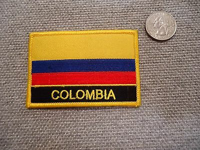 New Colombia Patch
