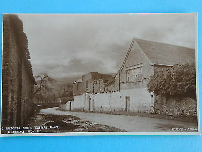 Powys – Tretower Court (Eastern Side entrance)  early 20th century