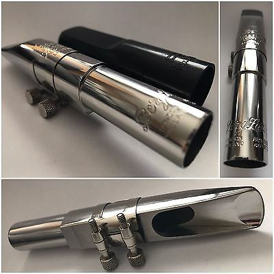Baritone Saxophone Mouthpiece Berg Larsen Stainless Steel 115/2 Sms
