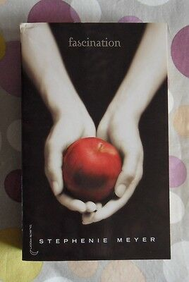 °☆☆ TWILIGHT / Fascination (tome 1) ~ Stephenie Meyer - Hachette Black Moon ☆☆°