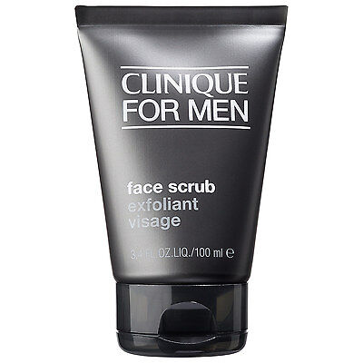 CLINIQUE for Men - Face Scrub - 100ml - BRAND NEW & SEALED
