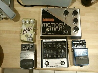 Behringer Delay echo guitar pedal Effect ! Looks NEW!! BOXED