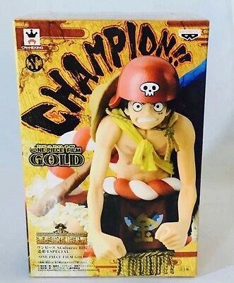 Loot Anime Crate Exclusive One Piece Figure Luffy Brand New Unopened Authentic