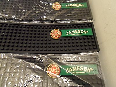 Jamson Rubber Bar Runner Brand New X 3