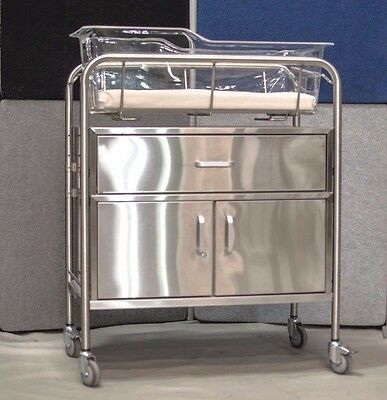 Novum NK Medical Hospital Bassinet - Very High Quality - Over $2500 new