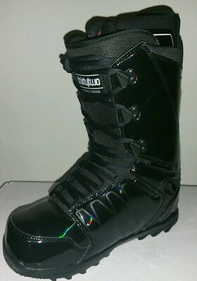 Thirty Two Mens Snowboard boots Lashed'14 Black size 9