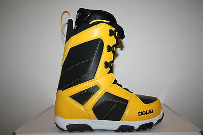 Thirty Two Mens Snowboard boots Prion '15 Black/Yellow size 9