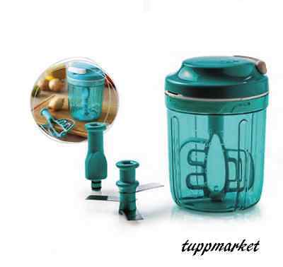 TUPPERWARE Smooth Chopper 700ml The Best OFFER ONLY £29.99 Turquoise