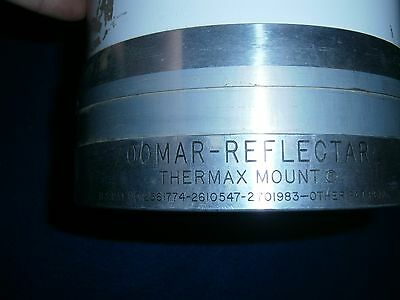 "Zoomar Reflectar Thermax Mount Missile Tracking Lens 40"" F/8"